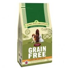 James Wellbeloved Adult Turkey & Vegetables Grain Free