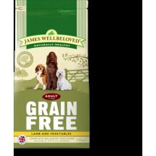 James Wellbeloved Adult Lamb & Vegetables Grain Free