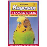 Kagesan Sand Sheets (Pack 5) 43x27cm