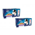 Felix Pouch As Good As It Looks Variety 40x100g Multi-Buy Deal