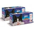 Felix Pouch Variety 2 x 44x100g (88 pouches)