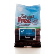 Broadfeed Grain Free Adult Turkey, Sweet Potato & Cranberry (Available in Three Sizes)