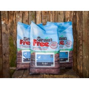 Broadfeed Grain Free Adult Large Breed Turkey, Sweet Potato & Cranberry (Available in Two Sizes)