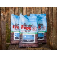 Broadfeed Grain Free Adult Lamb, Sweet Potato & Mint (Available in Three Sizes)