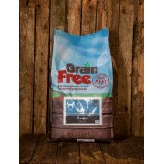 Broadfeed Grain Free Senior Trout with Salmon, Sweet Potato & Asparagus (Available in Two Sizes)