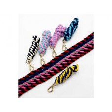 Two Tone Twisted Lead Rope
