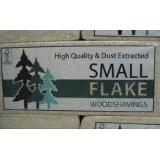 Small Flake Wood Shavings