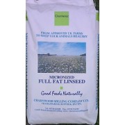 Charnwood Micronised Linseed Meal – 20kg