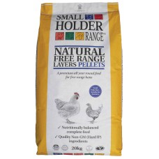 Allen & Page Smallholder Range Natural Free Range Layers Pellets (available in 2 sizes)