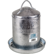 Eton Pre-Galvanised Poultry Drinker (2 Sizes Available)