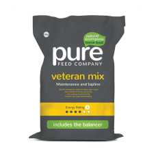 Pure Feed Company Veteran Mix 15kg