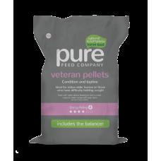 Pure Feed Company Veteran Pellets 15kg