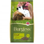 Burgess Excel Rabbit 2kg (Varieties Available)