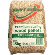 Swift Energy Wood Pellets