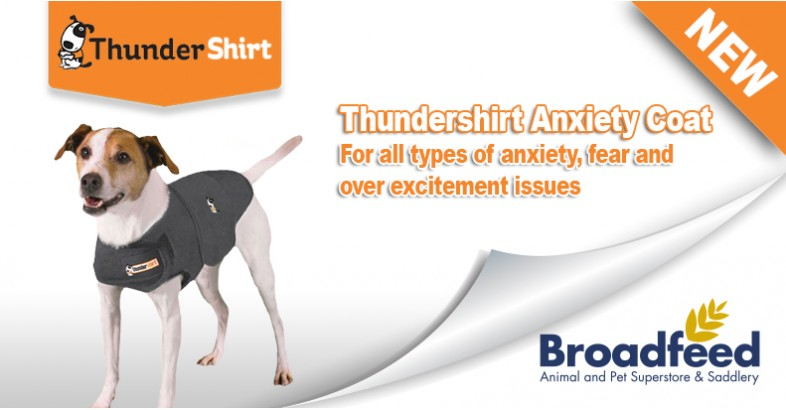 Thundershirt Dog Anxiety Coats - Now In!