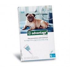 Advantage 100 Spot On Solution For Dogs*