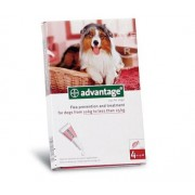 Advantage 250 Spot On Solution for Dogs*