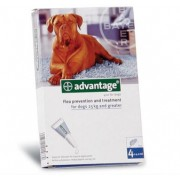 Advantage 400 Spot On Solution for Dogs*