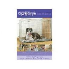 "Options Dog Cage 22"""