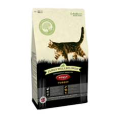 James Wellbeloved Cat Adult Light Turkey&Rice 1.5kg