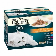 Gourmet Pearl Pouch Chefs Collection12x85g
