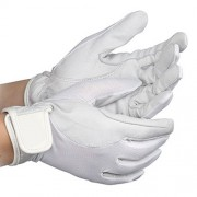 Shires Super Cool Competition Gloves - White