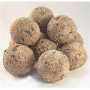Wild Bird Fat Balls without nets Box 150 x 30g balls