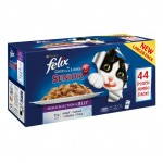 Felix Pouch As Good As It Looks Senior 44x100g