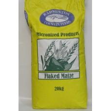 Baileys Micro Flaked Maize –15kg