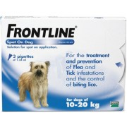 Frontline Spot-On Med Dog 6 pipettes