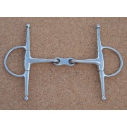 Full Cheek French Link Snaffle (available in 4 sizes)