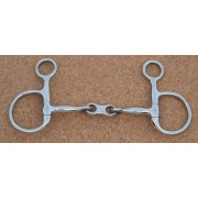 Hanging Cheek French Link Snaffle (available in 3 sizes)