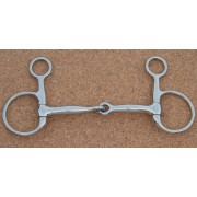 Hanging Cheek Jointed Snaffle (available in 3 sizes)