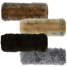 HyFASHION Canadian Faux Fur Headband