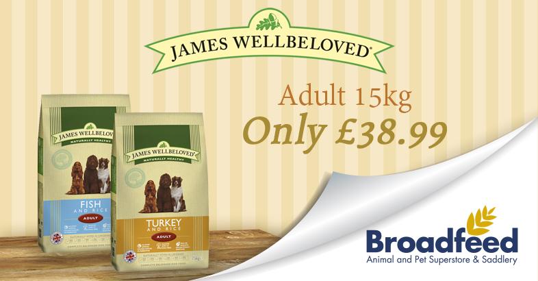 James Wellbeloved £38.99