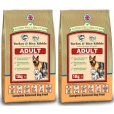 James Wellbeloved Adult Turkey & Rice (available in 2 sizes)
