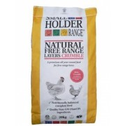 Allen & Page Smallholder Range Natural Free Range Layers Crumble (available in 2 sizes)
