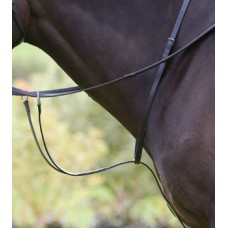 Shires Running Martingale - Black