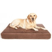 P&L Premium Memory Foam Dog Mattress (Available in 2 colours and 2 sizes)