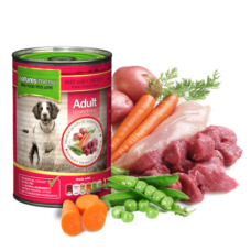 Natures Menu Tins Beef & Chicken 400g