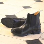 Moretta Lucilla Leather Jodhpur Boot
