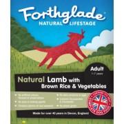 Forthglade Natural Lifestage Lamb & Vegetables - 395gram