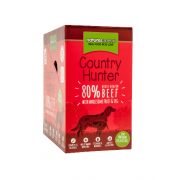 Natures Menu Country Hunter Free Range Beef Pouch - 6x150g