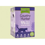 Natures Menu Cat Country Hunter Pouch - Turkey & Rabbit
