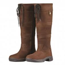 Dublin River Boots - Chocolate
