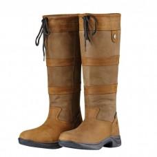 Dublin River Boots - Dark Brown