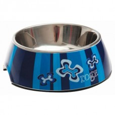 Rogz 2in1 Bubble Bowl Indigo Blue (available in 2 sizes)