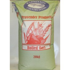 Badminton Rolled Oats - 20kg