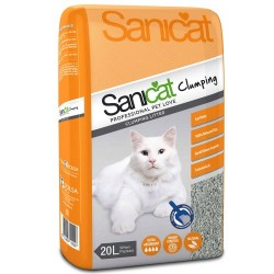 Sanicat Tidy Cat Clumping Cat Litter 20 litre