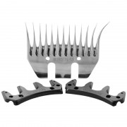 B&B Shearing Comb and Cutters